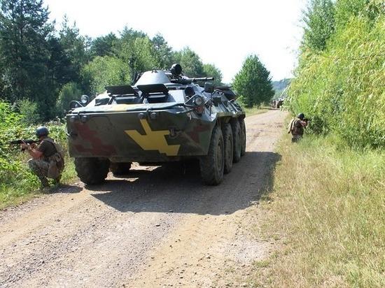 ЛНР: бойцы ВСУ грабят население из-за отсутствия продобеспечения