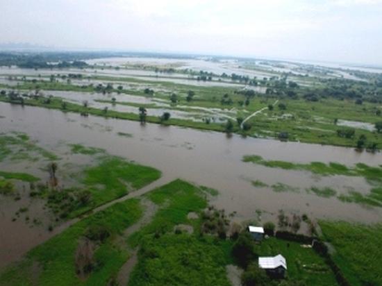 Паводок подтопил около 1,2 тысячи в Хабаровске
