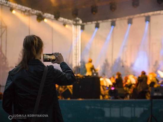 Как симфонический оркестр Карельской филармонии