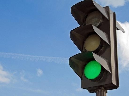 На улице Красных партизан в Краснодаре отключат светофоры