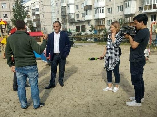 В Ноябрьске выявили 60 нарушений на детских площадках