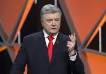 В Государственном бюро расследований начался допрос Петра Порошенко