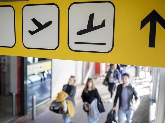 Антисемитский скандал в берлинском аэропорту