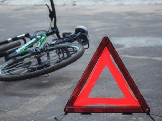 В Тверской области юный велосипедист внезапно выкатился под иномарку