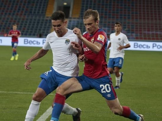 ЦСКА и «Сочи» не смогли открыть счет в 5-м туре чемпионата России