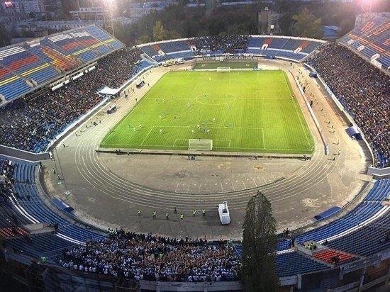 Главный стадион Воронежской области получил двухлетний сертификат