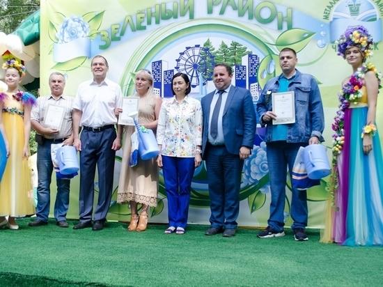 Садоводческий рай: на ЧМЗ прошел традиционный праздник летнего урожая