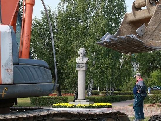 Семь старинных захоронений обнаружили археологи в центре Барнаула