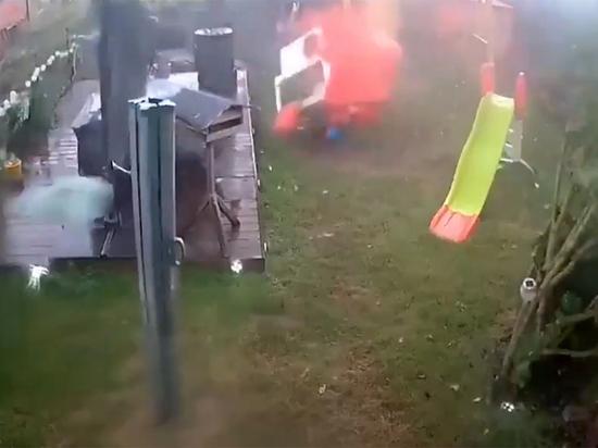 По Европе прошёлся редчайший торнадо