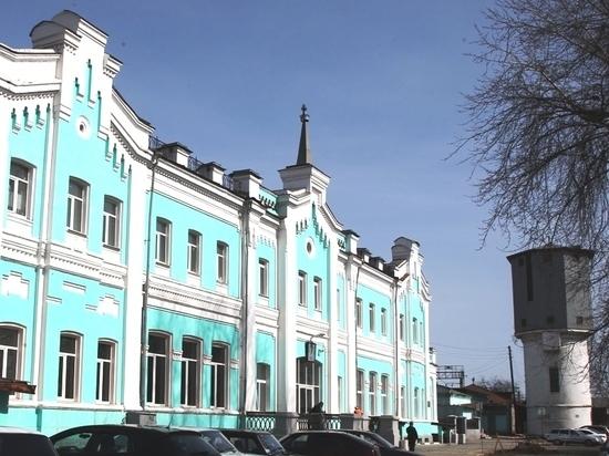 Модернизация вокзала Камышлов ведется с сохранением исторического облика здания