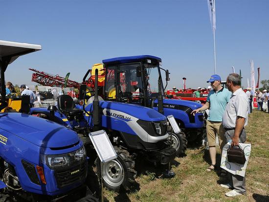 «День поля Юга России» прошёл в Усть-Лабинском районе