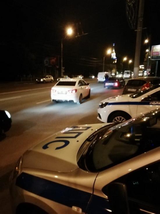 Воронежские полицейские повели итоги «пьяного» рейда