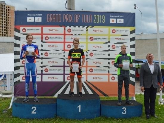 Туляки привезли очередные медали с состязаний по велоспорту