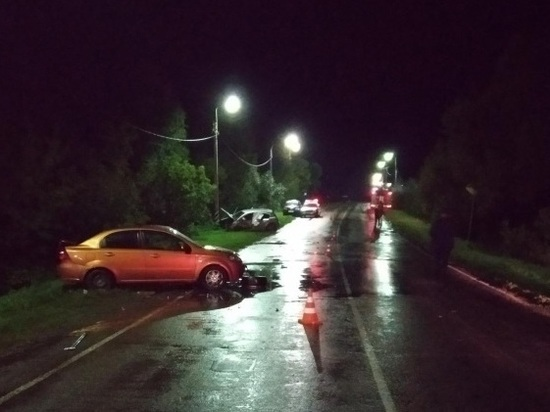 В Ряжском районе пьяный водитель устроил смертельное ДТП