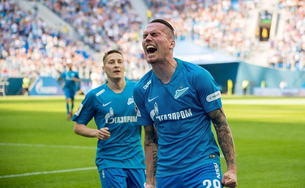 """Семак уволил целую команду: все игроки, от которых избавился """"Зенит"""""""