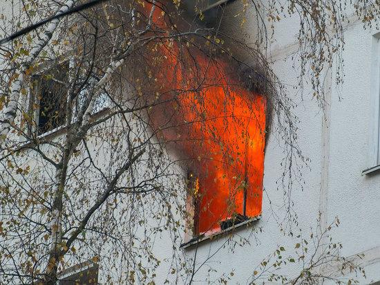 В Москве при взрыве газа обрушилась часть квартиры
