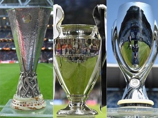 Какие матчи наших покажут бесплатно: расписание трансляций еврокубков