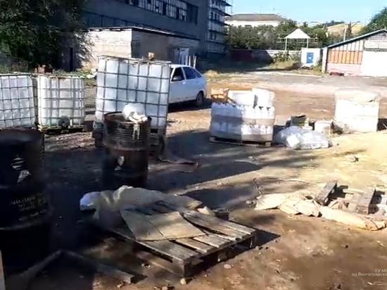 В Волгограде поймали производителей поддельных химикатов