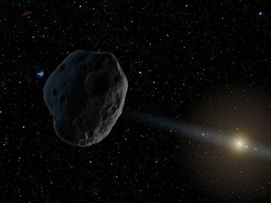 Астрономы сообщили, что к Земле летит гигантский астероид