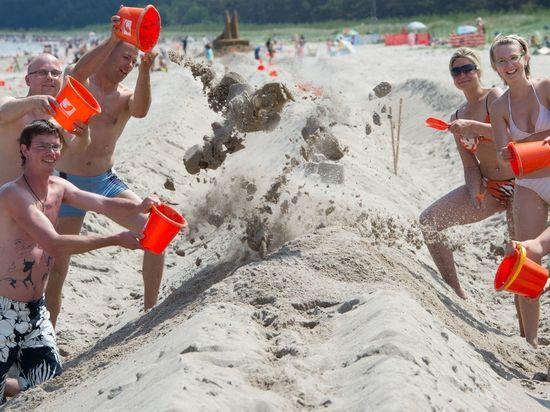 Отдых на пляже — что и где запрещено?