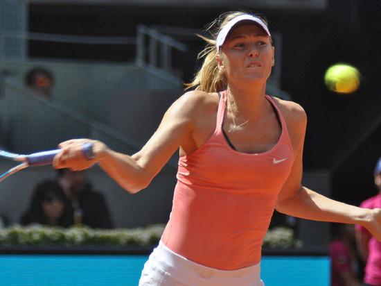 Шарапова оказалась во втором круге турнира в Цинциннати, победив американку