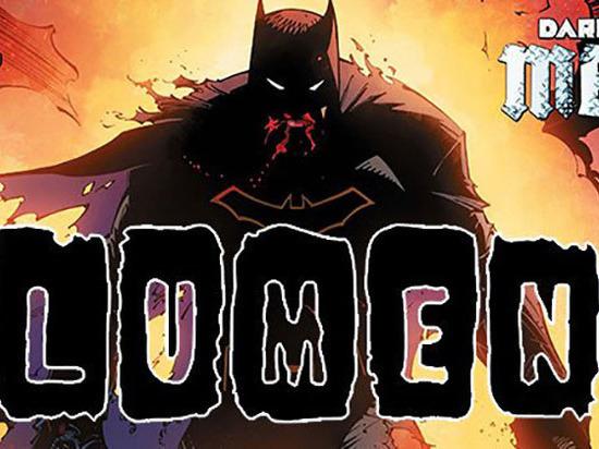 Lumen напишет саундтрек к комиксу про Бэтмена
