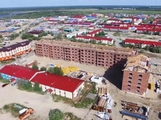 Первую из новых пятиэтажек Уренгоя сдадут в 2020 году