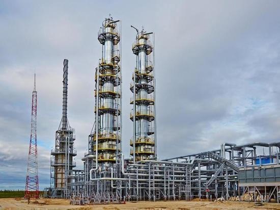 За полгода «Ямал СПГ» принес 135,6 млрд рублей чистой прибыли