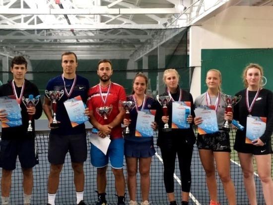 В Иванове назвали победителей областного чемпионата по теннису