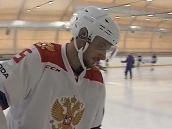 Нападающий клуба НХЛ провел мастер-класс в Ярославской области