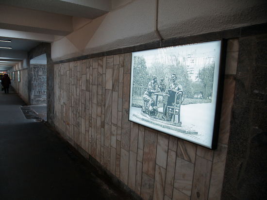 Заключен контракт на установку подъемников в подземном переходе на ул. Мосина в Туле