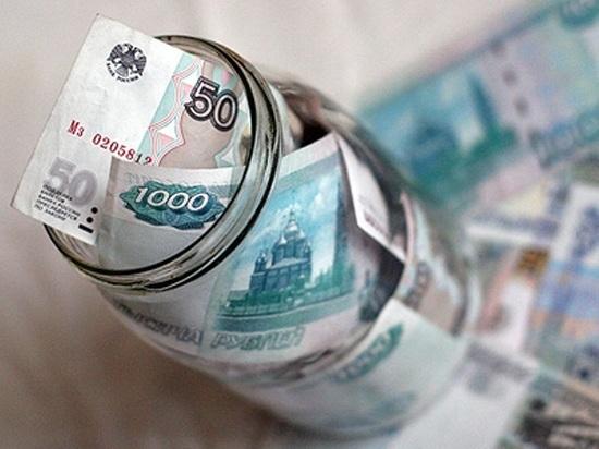 Объем вкладов ярославцев почти в два раза больше долга по кредитам