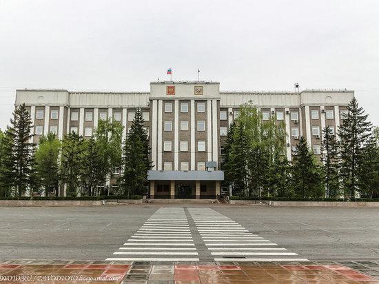 Хакасия планирует развиваться, как часть Ангаро-Енисейского макрорегиона
