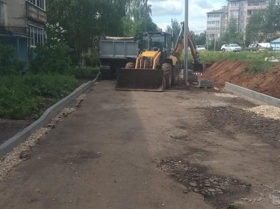 В Кирове готовят к сдаче восемь дворов