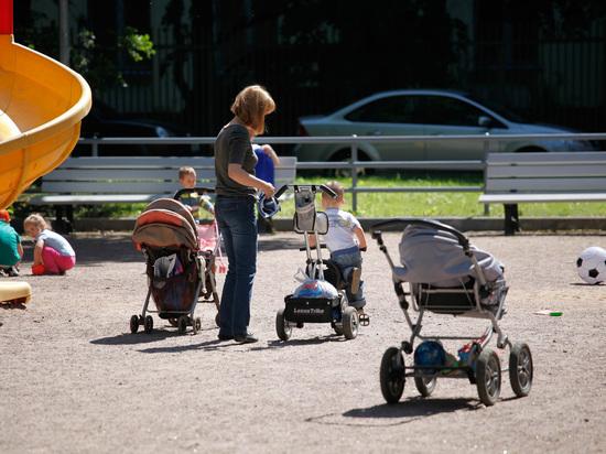 В коридоре детсада в Петербурге передрались мамы