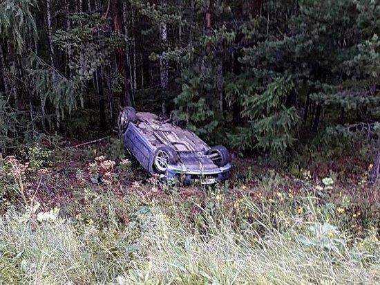 В двух авариях в Братском районе погибли два человека