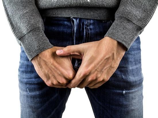 Половой орган американца окостенел после травмы