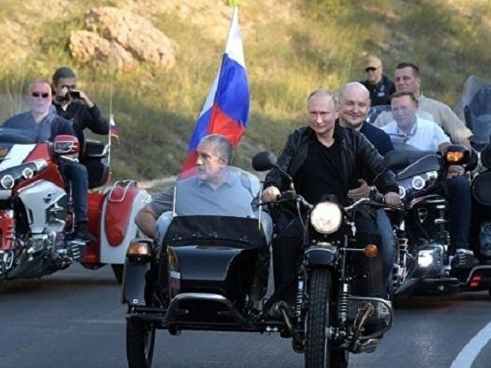 «Прокололись»: в Крыму ответили США по поводу визита Путина в Крым