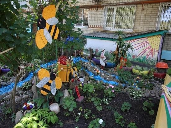 Конкурс цветников во дворах и на балконах проводят в Ставрополе