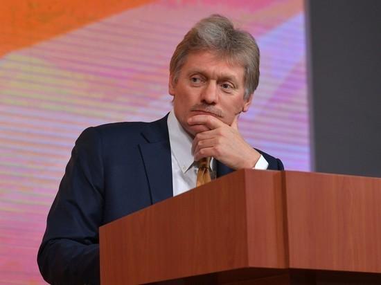 """""""Путин обращает внимание на акции в Москве, но нет необходимости их комментировать"""""""