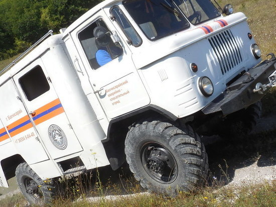 Стало плохо, заблудились: в горах Крыма спасено восемь человек
