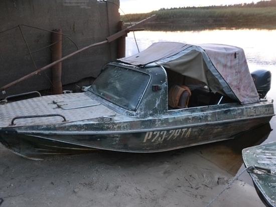 Югорчанин целый год ждал случая угнать моторную лодку
