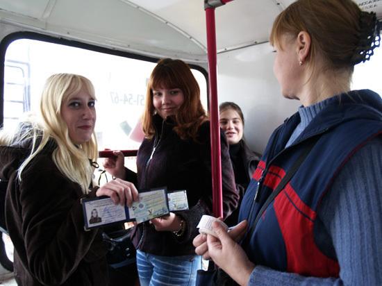 В Саратове стартовала операция «Повышение стоимости проезда»