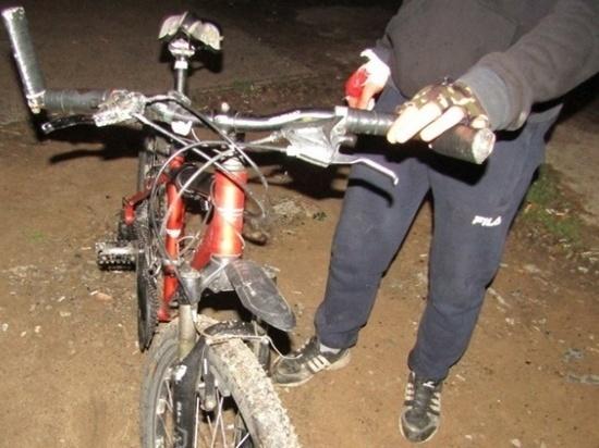 В Ижевске в ДТП с иномаркой пострадал велосипедист