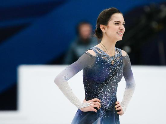 Евгения Медведева начнет сезон соревнований с турнира в Канаде