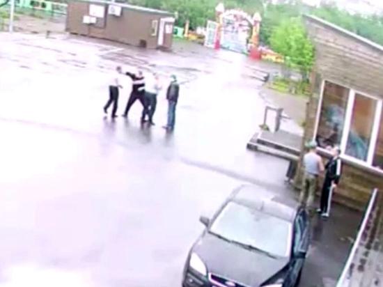 Инцидент произошел во время празднования дня ВДВ