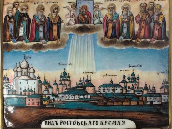 Выставка ростовской финифти открывается в Тульском музее изобразительных искусств
