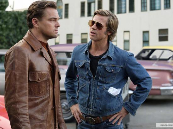 «Однажды в Голливуде» привлёк в кинотеатры в Пскове взрослых зрителей