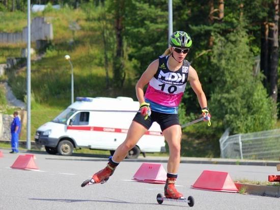 Мончегорка завоевала бронзу на чемпионате мира по лыжероллерам