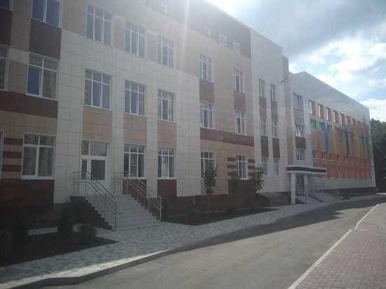 Самую большую школу на Северном Кавказе вводят в эксплуатацию в Ставрополе